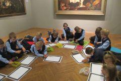 Klasa II w Muzeum Narodowym Gdańska