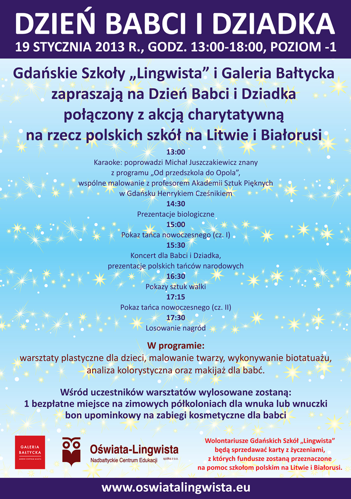 Gdańska Szkoła Podstawowa Lingwista Im Zjednoczonej Europy