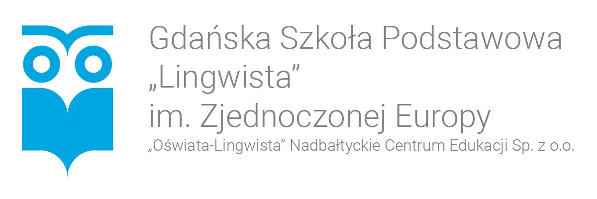 """Gdańska Szkoła Podstawowa """"Lingwista"""" im. Zjednoczonej Europy"""