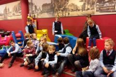 Klasa 3 w Bibliotece Wojewódzkiej