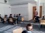 Klasa 3 w Państwowej Galerii Sztuki w Sopocie