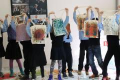 Klasa 4 w Galerii Sztuki w Sopocie