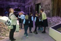 Klasa 4 w Muzeum Drugiej Wojny Światowej