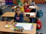 Lekcja plastyki w klasie 3