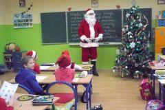 Mikołajki w klasie III