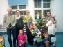 Warsztaty świąteczne dzieci i rodziców klasy II