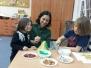 Warsztaty świąteczne dzieci i rodziców klasy III