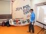 Wizyta  trenerów sekcji żeglarskiej Klubu Sportowego AZS AWFiS Gdańsk