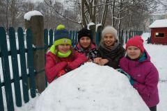 Zimowe zabawy 6b